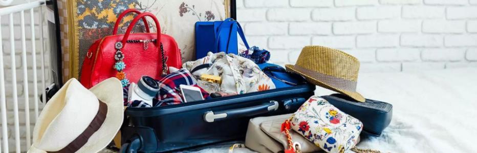 Что взять с собой в отпуск. Полный список нужных предметов