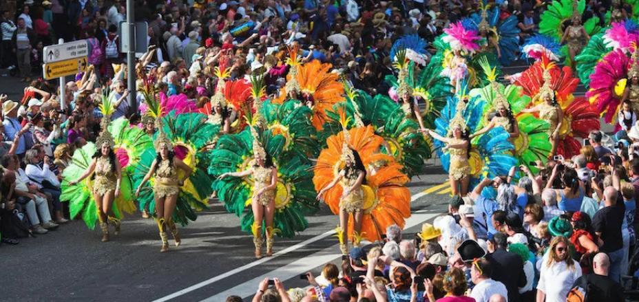 ТОП-6 лучших карнавалов Испании: когда и где проводятся карнавалы